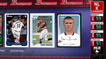 Bowman Cards TV Spot - Thumbnail 4