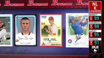 Bowman Cards TV Spot - Thumbnail 5
