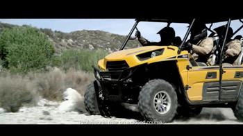 Kawasaki Teryx4 TV Spot, 'Lone Ranger' - Thumbnail 4
