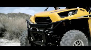 Kawasaki Teryx4 TV Spot, 'Lone Ranger' - Thumbnail 6