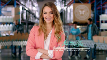 Legalzoom.com TV Spot, 'The Honest Company' Featuring Jessica Alba - Thumbnail 7