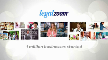 Legalzoom.com TV Spot, 'The Honest Company' Featuring Jessica Alba - Thumbnail 8