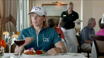 USGA TV Spot, 'While We're Young' Featuring Annika Sorenstam - Thumbnail 4