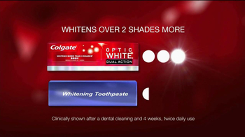 Colgate Optic White Dual Action TV Spot, 'Accessories' - Thumbnail 5