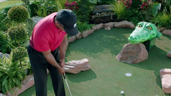 USGA TV Spot, 'Pick Up the Pace' Feat. Tiger Woods - Thumbnail 7