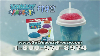 Squeezy Freezy TV Spot - Thumbnail 10