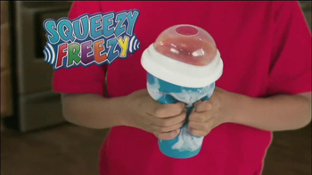 Squeezy Freezy TV Spot - Thumbnail 3