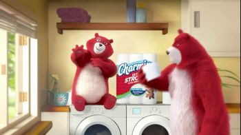 Charmin Ultra Strong TV Spot,' Laundry' - Thumbnail 3