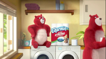 Charmin Ultra Strong TV Spot,' Laundry' - Thumbnail 4
