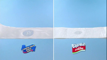 Charmin Ultra Strong TV Spot,' Laundry' - Thumbnail 6