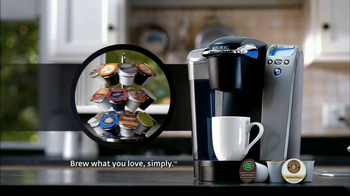 Keurig TV Spot , 'Just for You' - Thumbnail 8