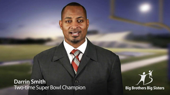 Big Brothers Big Sisters TV Spot Featuring Darrin Smith
