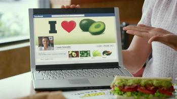 Subway Turkey and Bacon Avocado TV Spot, 'Avocado Love' - Thumbnail 3