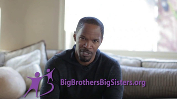 Big Brothers Big Sisters TV Spot, 'Role Models' Featuring Jamie Foxx - Thumbnail 8