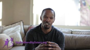 Big Brothers Big Sisters TV Spot, 'Role Models' Featuring Jamie Foxx