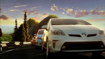 Toyota Prius Family TV Spot, 'Mile After Mile' - Thumbnail 4