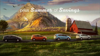 Toyota Prius Family TV Spot, 'Mile After Mile' - Thumbnail 6