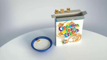 Cinnamon Toast Crunch TV Spot, 'Triple Dive' - Thumbnail 1
