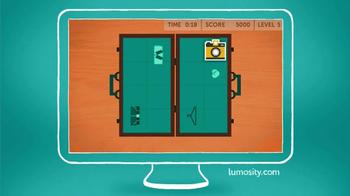 Lumosity TV Spot, 'Why I Play: Friends' - Thumbnail 9