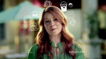 Lumosity TV Spot, 'Why I Play: Friends' - Thumbnail 2