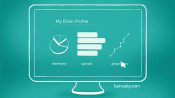 Lumosity TV Spot, 'Why I Play: Friends' - Thumbnail 7