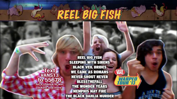 Vans Warped Tour '13 TV Spot - Thumbnail 5
