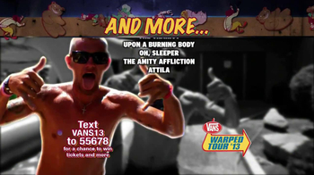 Vans Warped Tour '13 TV Spot - Thumbnail 7