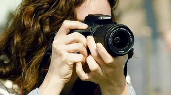 Canon EOS Rebel SL1 TV Spot - Thumbnail 8