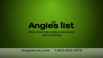 Angie's List TV Spot, 'Catherine and Eric Sjoberg' - Thumbnail 10