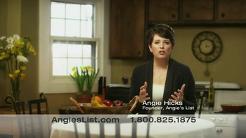Angie's List TV Spot, 'Catherine and Eric Sjoberg' - Thumbnail 7