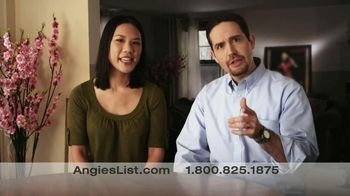 Angie's List TV Spot, 'Catherine and Eric Sjoberg' - Thumbnail 9