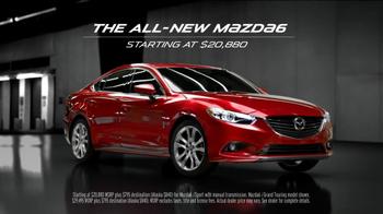 2014 Mazda6 TV Spot, 'The Mazda Way' Song by The Who - Thumbnail 9