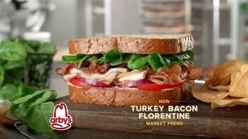 Arby's Market Fresh Turkey Bacon Florentine TV Spot - Thumbnail 5