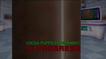 Cocoa Puffs TV Spot, 'Experiment' - Thumbnail 1