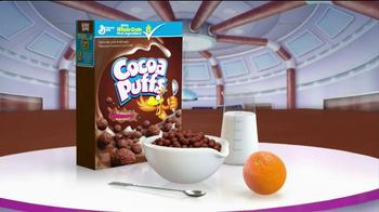 Cocoa Puffs TV Spot, 'Experiment' - Thumbnail 10
