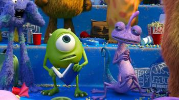 Subway TV Spot, 'Monsters University: Getting In' - Thumbnail 1