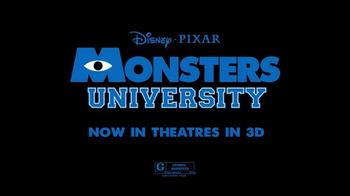 Subway TV Spot, 'Monsters University: Getting In' - Thumbnail 8