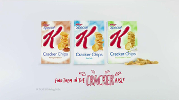 Special K Cracker Chips TV Spot, 'Daily Meeting' - Thumbnail 9