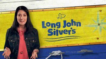 Long John Silver's Big Catch Basket TV Spot