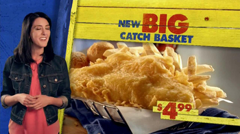 Long John Silver's Big Catch Basket TV Spot - Thumbnail 10
