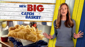 Long John Silver's Big Catch Basket TV Spot - Thumbnail 3