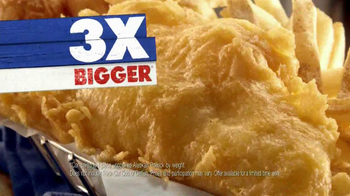 Long John Silver's Big Catch Basket TV Spot - Thumbnail 7