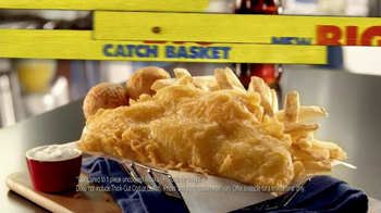 Long John Silver's Big Catch Basket TV Spot - Thumbnail 8