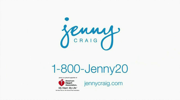 Jenny Craig TV Spot, 'Weight Loss Guru' - Thumbnail 9