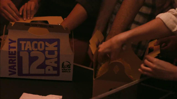 Taco Bell Variety Taco 12 Pack TV Spot, 'Pre-Game' - Thumbnail 5