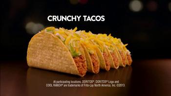 Taco Bell Variety Taco 12 Pack TV Spot, 'Pre-Game' - Thumbnail 7