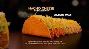 Taco Bell Variety Taco 12 Pack TV Spot, 'Pre-Game' - Thumbnail 8