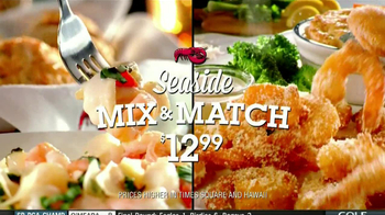 Red Lobster Seaside Mix & Match TV Spot, 'Stewart' - Thumbnail 4