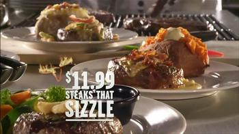 Longhorn Steakhouse Steaks that Sizzle TV Spot - Thumbnail 3