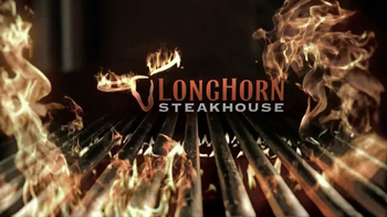 Longhorn Steakhouse Steaks that Sizzle TV Spot - Thumbnail 8
